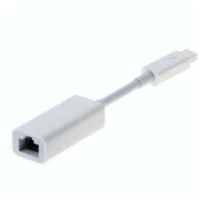 Thunderbolt Apple-Gigabit-Adapter