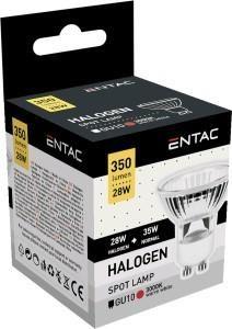 Halogeen GU10 28=35watt eco 2